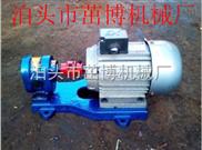 茁博XCB系列小流量高壓齒輪泵