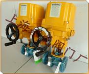 DN40电动球阀 电动球阀原理 电动球阀安装图