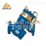 YQ98004型過濾式緩閉止回閥