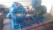 博山 液环真空泵 水环真空泵SK-15(不锈钢)