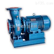 ISW40-125卧式管道泵,管道增压泵厂家