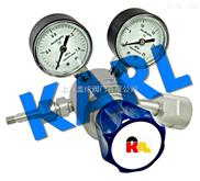 进口气瓶用不锈钢减压阀   进口气瓶专用减压器 欧洲减压器