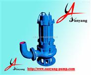 排污泵,移动式潜水排污泵性能参数,QW家用潜水泵原理