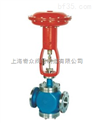 單座氣動薄膜調節閥ZMAN型雙座氣動薄膜調節閥