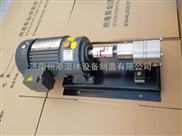 膠水泵/不銹鋼齒輪計量泵