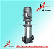 三洋泵業多級泵,GDL立式管道多級泵,立式多級泵,多級泵工作原理
