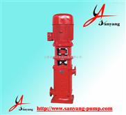 三洋泵业消防泵,XBD-DL立式消防泵,固定消防泵,消防泵生产厂家