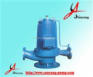 三洋牌化工泵,SPG屏蔽式管道离心泵,立式化工泵,化工泵工作原理