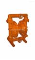 QBY-50气动隔膜泵 同创专业生产气动隔膜泵 耐酸碱气动隔膜泵
