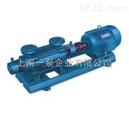 GC单级分段式离心泵