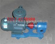 齿轮油泵高温齿轮泵渣油泵喷射泵燃烧器泵