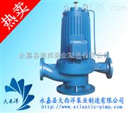 SPG立式屏蔽管道离心泵