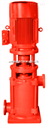 多級立式消防離心泵    消防泵