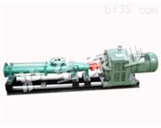 G50-1-单螺杆泵配减速电机, 离心化工泵,立式化工泵,卧式化工泵