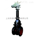 Z941H-10/16 铁制电动楔式闸阀,闸阀系列CE认证阀门
