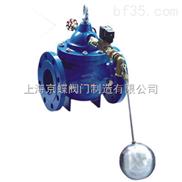 106X电动遥控浮球阀,水力控制阀门系列