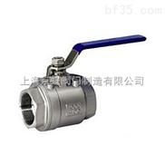 Q11F-16/64(C/P/R)二片式球阀,球阀