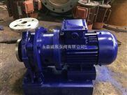 GRG卧式耐高温管道离心泵