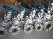 Z41H鑄鋼法蘭閘閥