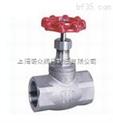不銹鋼螺紋截止閥 上海標一閥門 品質保證