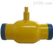 RQ61F燃气焊接球阀