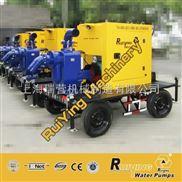 上海200流量防汛排澇移動柴油機自吸泵車
