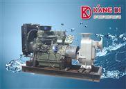 KDC型柴油机自吸排污水泵机组/上海柴油机农用自吸泵