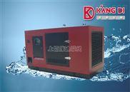 静音式柴油机水泵机组/低噪音柴油机应急消防泵机组