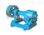 CYB系列稠油齒輪泵,高粘度齒輪泵