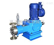 电动柱塞隔膜泵