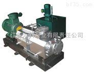 悬臂式高温双螺杆泵