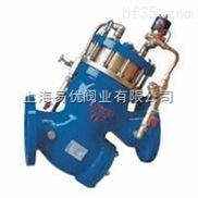 上海易优过滤活塞式电磁控制阀