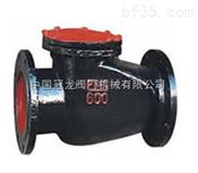 铸铁旋启式止回阀 中国冠龙阀门机械有限公司