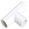 PVC穿線管道(等徑三通)