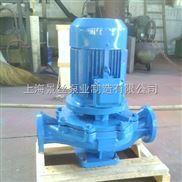 ISG80-100(I)立式单级单吸离心泵