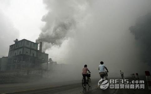 山西渭南将大气污染防治定为环保1号工程